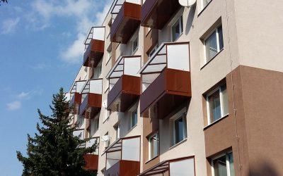 MS KOVO plus - balkony - Alexyho - Nitra (5)