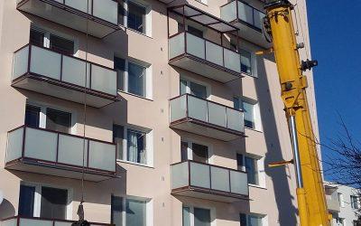 MS KOVO plus - balkony - Hviezdoslava 2328 - Topolcany (1)