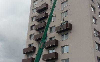 MS KOVO plus - balkony - Hviezdoslava 2332 - Topolcany (1)