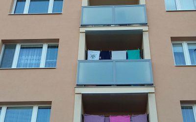 MS KOVO plus - balkony - Nedbalova - Nitra (2)