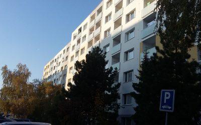 MS KOVO plus - balkony - Petzvalova - Nitra (1)