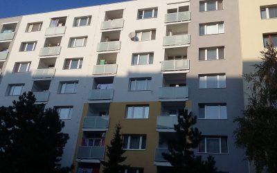 MS KOVO plus - balkony - Petzvalova - Nitra (2)