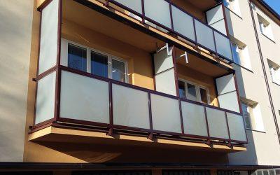 MS KOVO plus - balkony - Pieskova - Nitra (2)