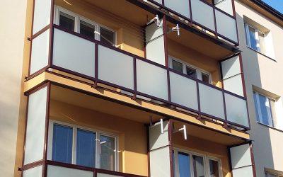 MS KOVO plus - balkony - Pieskova - Nitra (3)